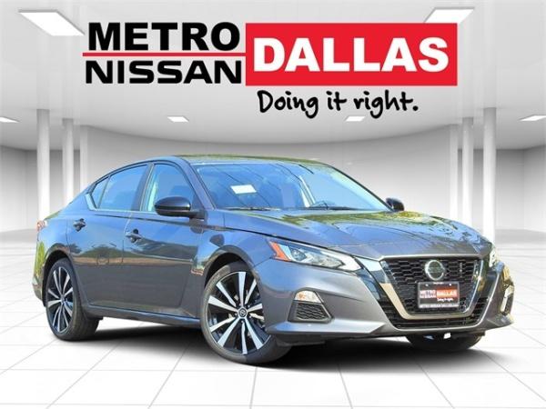 2020 Nissan Altima in Dallas, TX