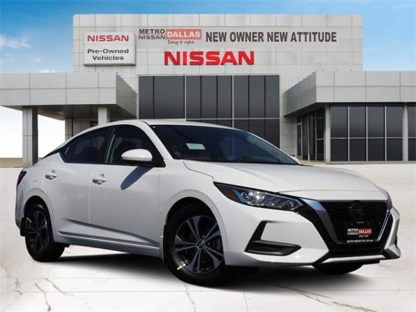 2020 Nissan Sentra in Dallas, TX