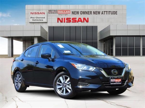 2020 Nissan Versa in Dallas, TX