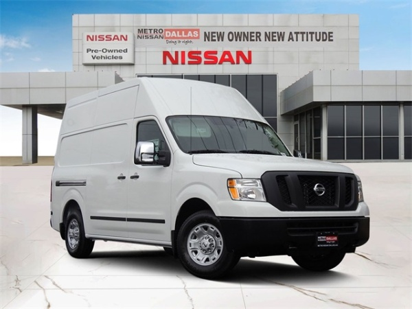 2020 Nissan NV Cargo in Dallas, TX