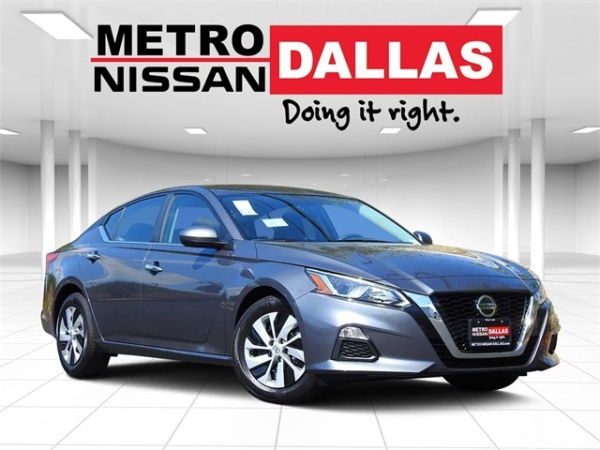 2020 Nissan Altima in Dallas, TX
