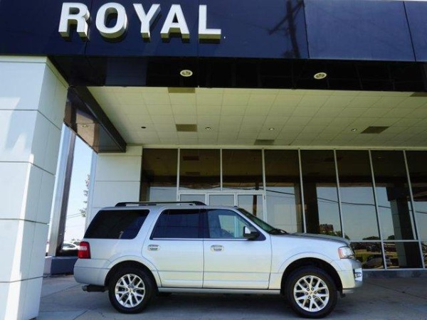 2017 Ford Expedition in Baton Rouge, LA