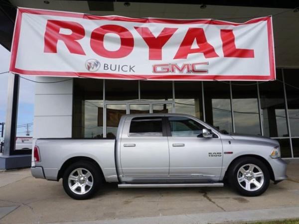 2016 Ram Ram Pickup 1500 Longhorn Limited