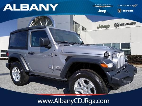 2020 Jeep Wrangler in Albany, GA