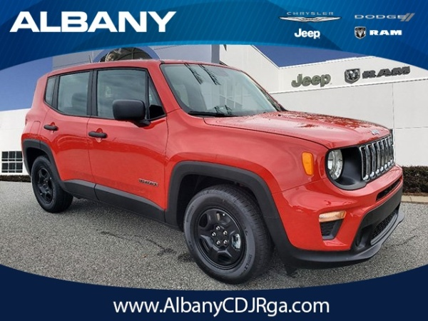 2020 Jeep Renegade in Albany, GA