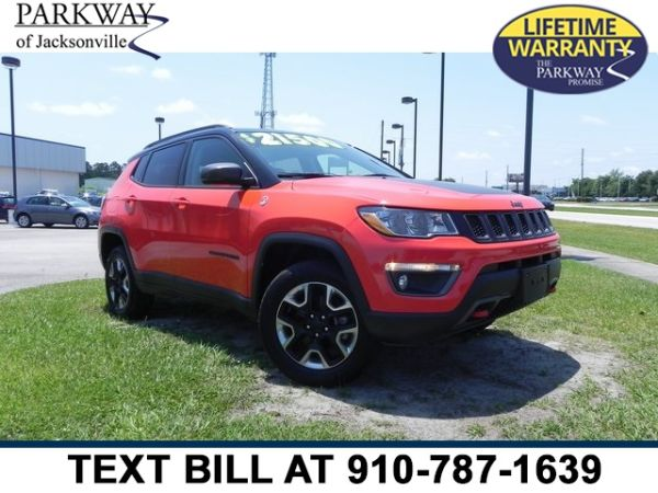 2017 Jeep Compass in Jacksonville, NC