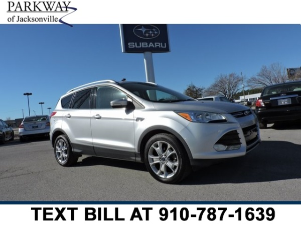 2015 Ford Escape in Jacksonville, NC