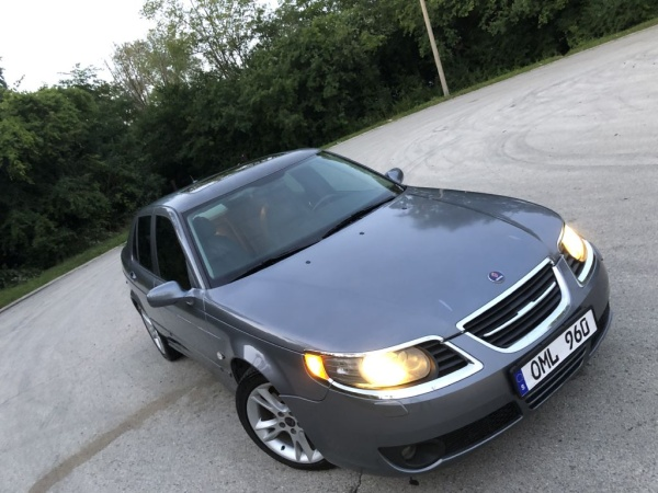 2007 Saab 9-5 in ADDISON, IL