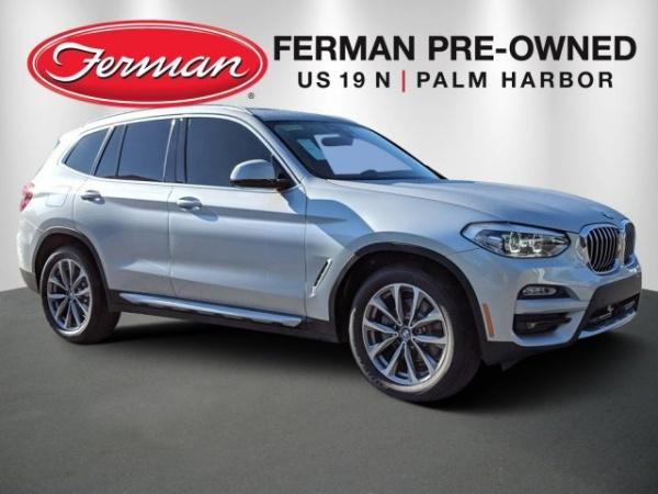 2019 BMW X3 in Palm Harbor, FL