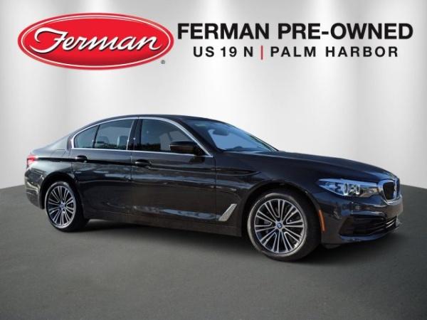 2019 BMW 5 Series in Palm Harbor, FL
