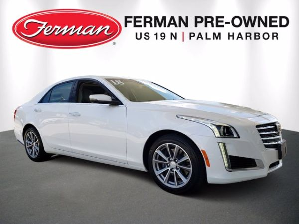 2018 Cadillac CTS in Palm Harbor, FL
