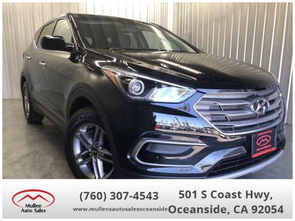 2017 Hyundai Santa Fe Sport in Oceanside, CA