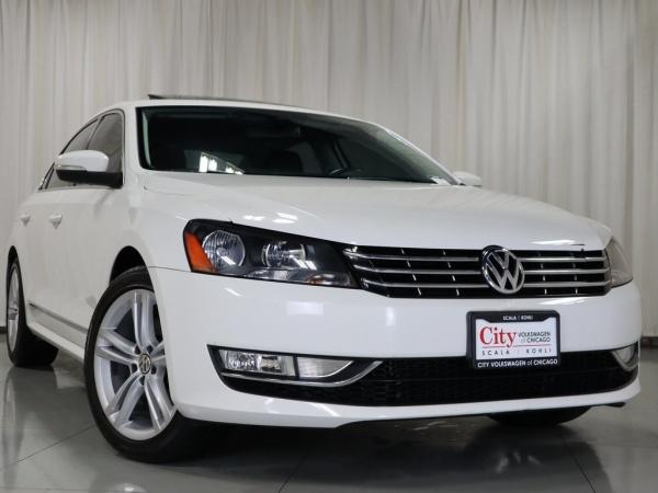2013 Volkswagen Passat in Chicago, IL