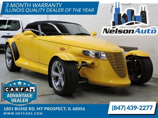 1999 Plymouth Prowler in Mt. Prospect, IL