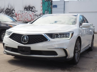 2018 Acura Rlx Fwd With Technology Package For In Brooklyn Ny