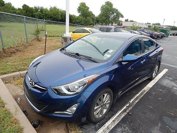 2016 Hyundai Elantra in Oklahoma City, OK