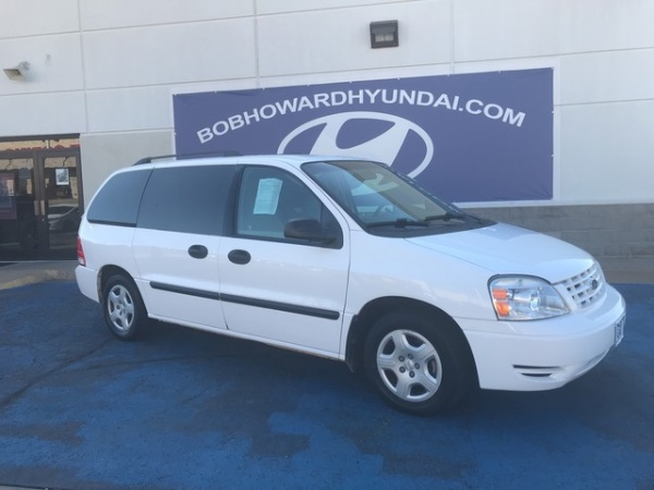 2007 Ford Freestar Wagon in Oklahoma City, OK