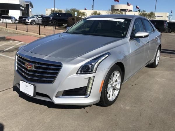 2018 Cadillac CTS 2.0T RWD
