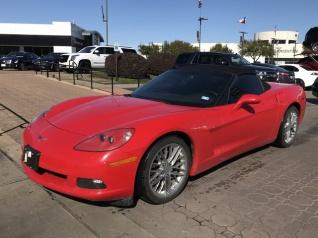 2012 Chevrolet Corvette Standard with 1LT Conv for Sale in Houston, TX