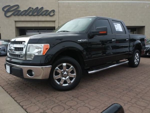 2014 Ford F-150 in Houston, TX