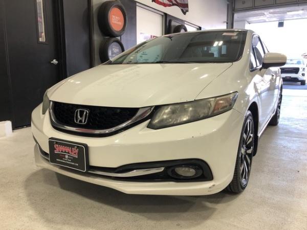 2014 Honda Civic in El Paso, TX