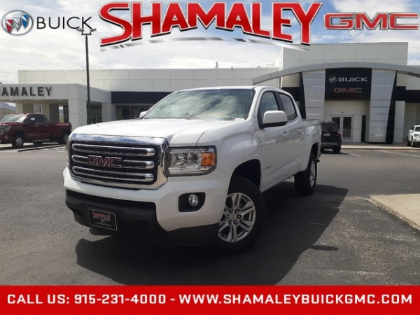 2020 GMC Canyon in El Paso, TX