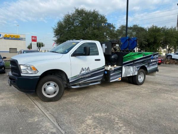 2018 Ram 3500 Chassis Cab