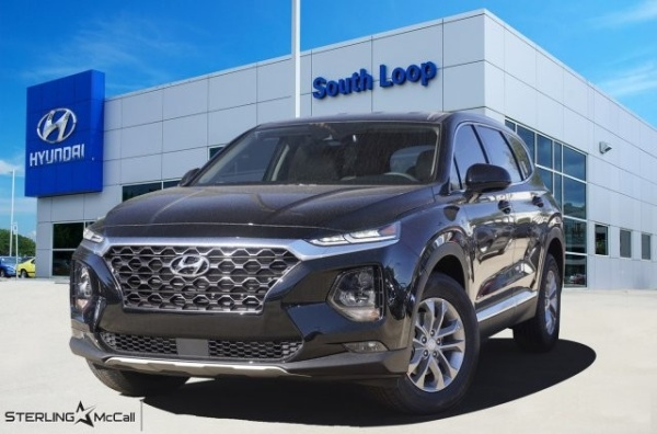 2020 Hyundai Santa Fe in Houston, TX