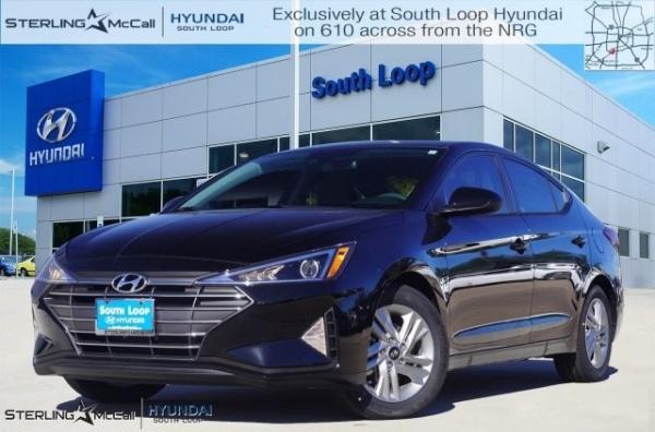 2020 Hyundai Elantra in Houston, TX