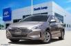 2020 Hyundai Elantra SEL 2.0L CVT for Sale in Houston, TX