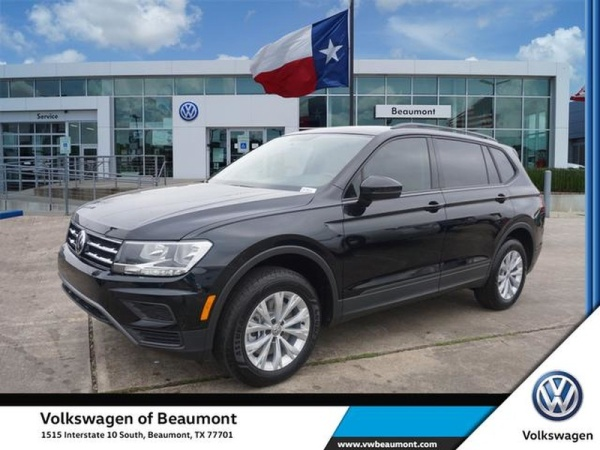 2020 Volkswagen Tiguan in Beaumont, TX