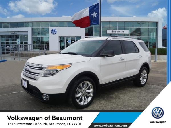 2015 Ford Explorer in Beaumont, TX