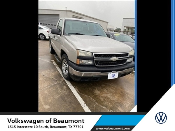 2007 Chevrolet Silverado 1500 Classic in Beaumont, TX
