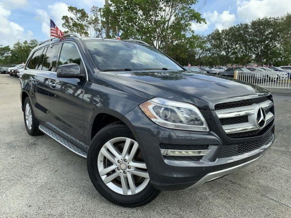 2013 Mercedes-Benz GL in Fort Lauderdale,, FL
