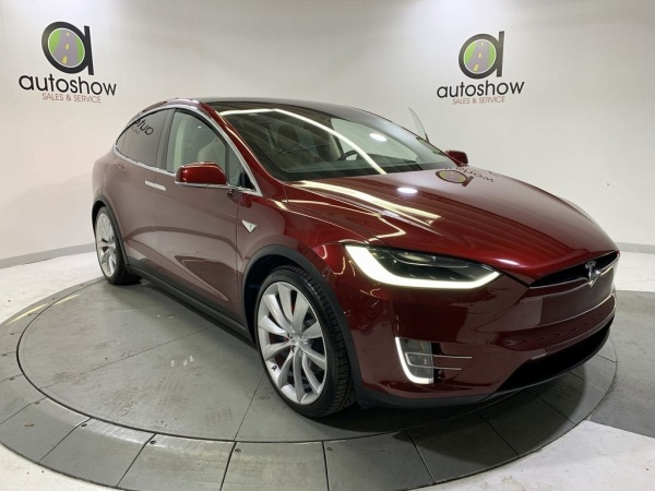 Used Tesla Model X For Sale 193 Cars From 21900