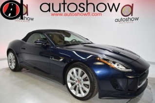 2016 Jaguar F Type Convertible Rwd Automatic For In Fort Lauderdale Fl