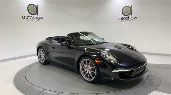 2014 Porsche 911 in Fort Lauderdale,, FL