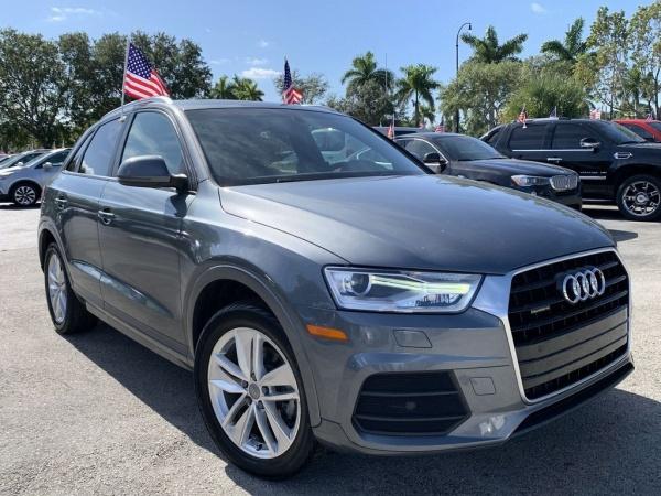 2017 Audi Q3 in Fort Lauderdale,, FL