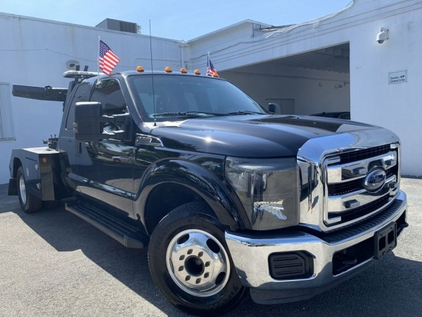 2016 Ford Super Duty F-350 Chassis Cab in Fort Lauderdale,, FL