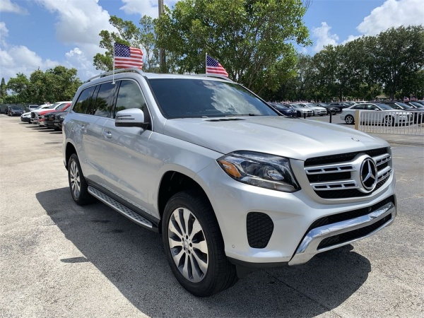 2017 Mercedes-Benz GLS in Fort Lauderdale,, FL