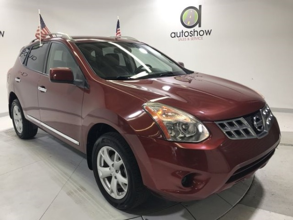 Ft Lauderdale Nissan >> 2011 Nissan Rogue Sv Fwd For Sale In Fort Lauderdale Fl