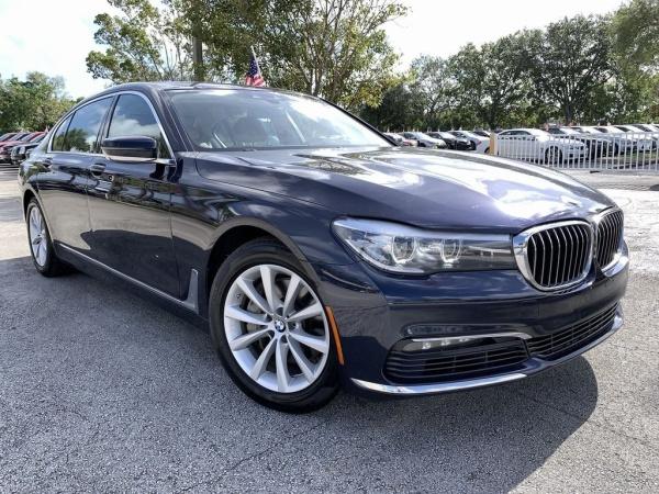 2017 BMW 7 Series in Fort Lauderdale,, FL
