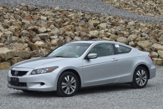 Used 2008 Honda Accord EX L Coupe I4 Automatic For Sale In Naugatuck, CT