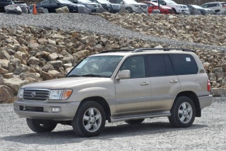 Used Toyota For Sale >> Used Toyota Land Cruisers For Sale Truecar