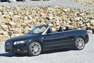 2009 Audi A4 Special Edition Cabriolet 2 0t Fronttrak Cvt For In Naugatuck Ct