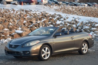 2007 Toyota Camry Solara Sle Convertible V6 Automatic For In Naugatuck Ct