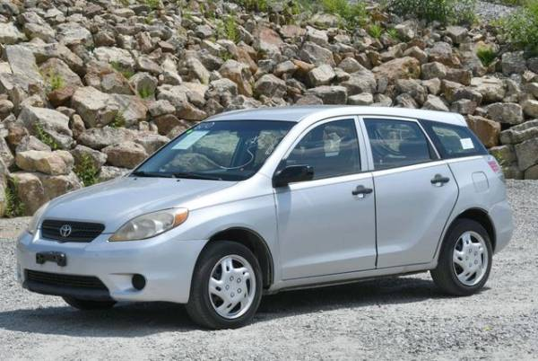 2008 Toyota Matrix Base