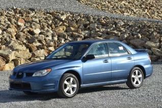2007 Subaru Impreza 25i Sedan Auto For Sale In Naugatuck CT