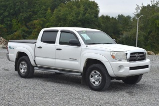 Used 2009 Toyota Tacoma Double Cab 5u0027 Bed V6 4WD Automatic For Sale In  Naugatuck