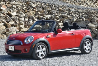 2009 Mini Cooper Convertible For In Naugatuck Ct